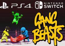 【最新】「Gang Beasts」PS4版が2017年12月12日発売された、ギャングビーストPS4版!