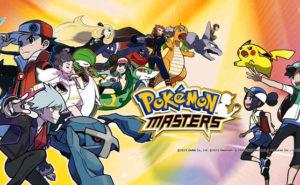 スマホゲーム Pokemon Masters